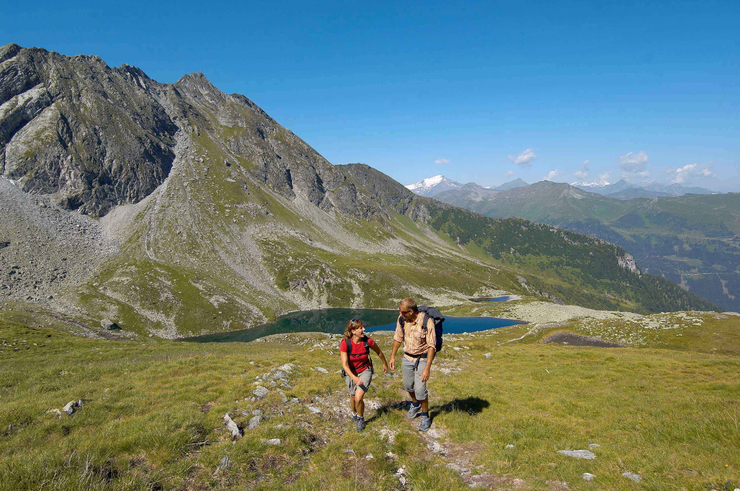 Apartment holidays in Salzburger Land
