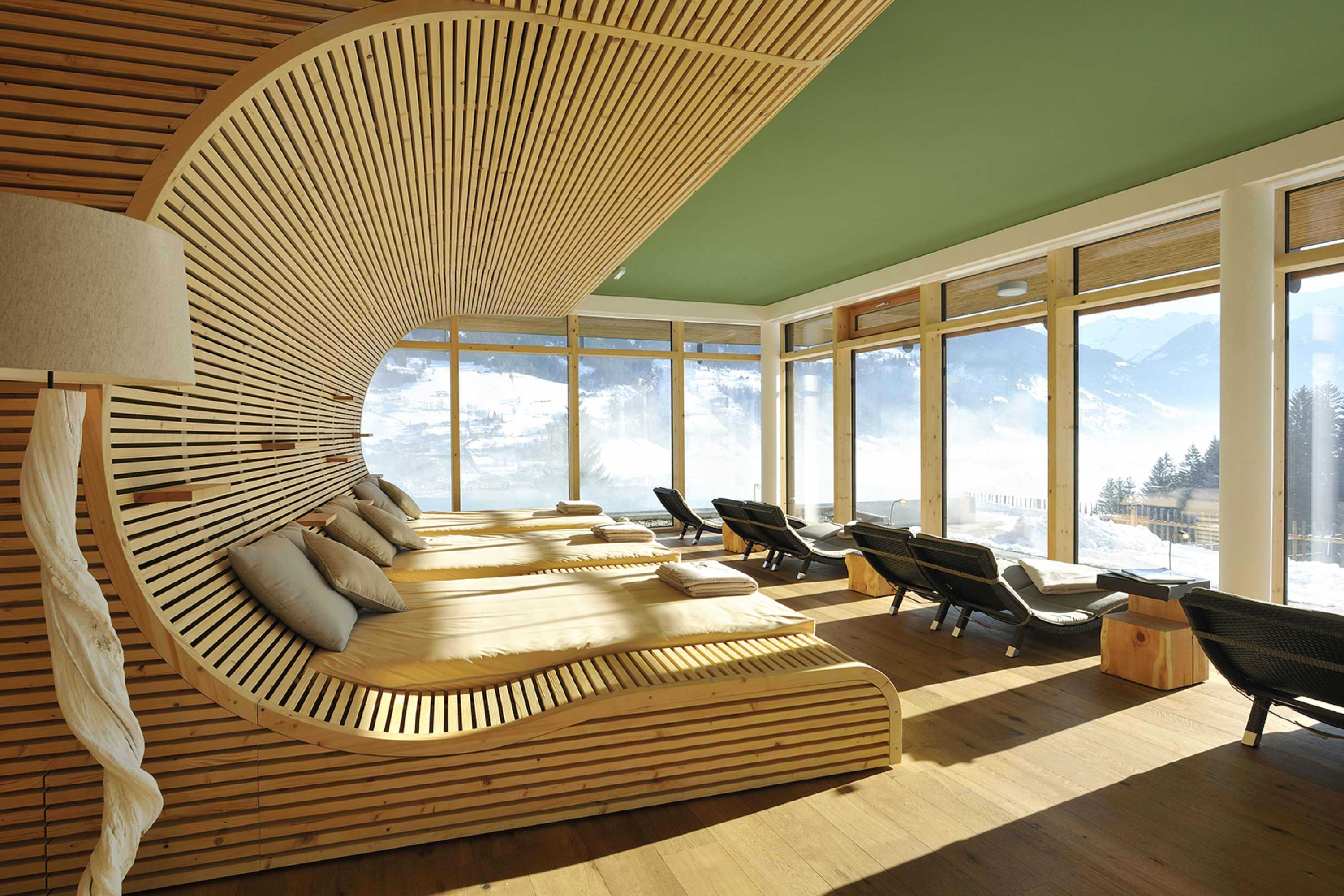 Wellness during your Gastein holiday