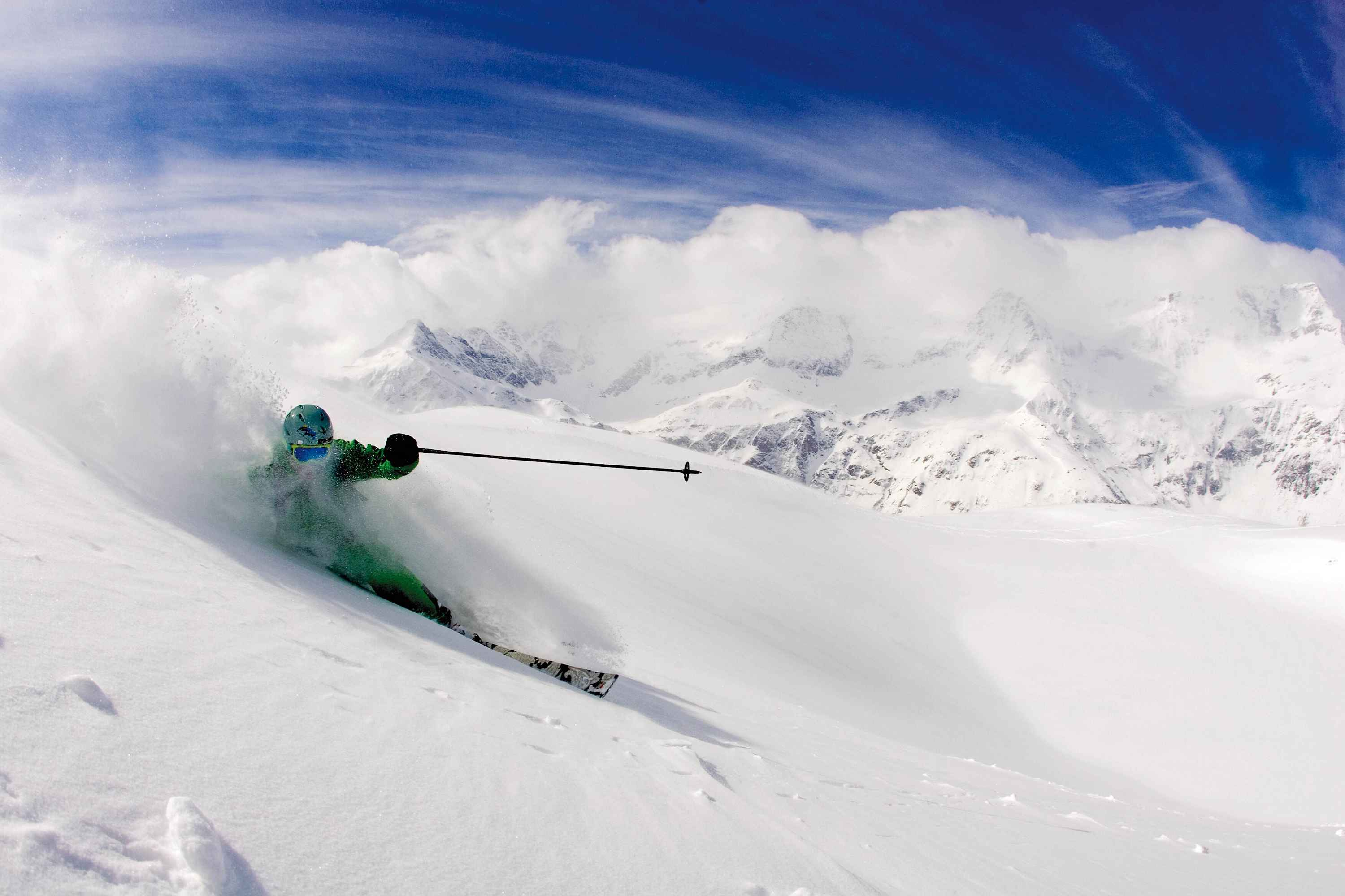 Variety-packed pistes in Gastein