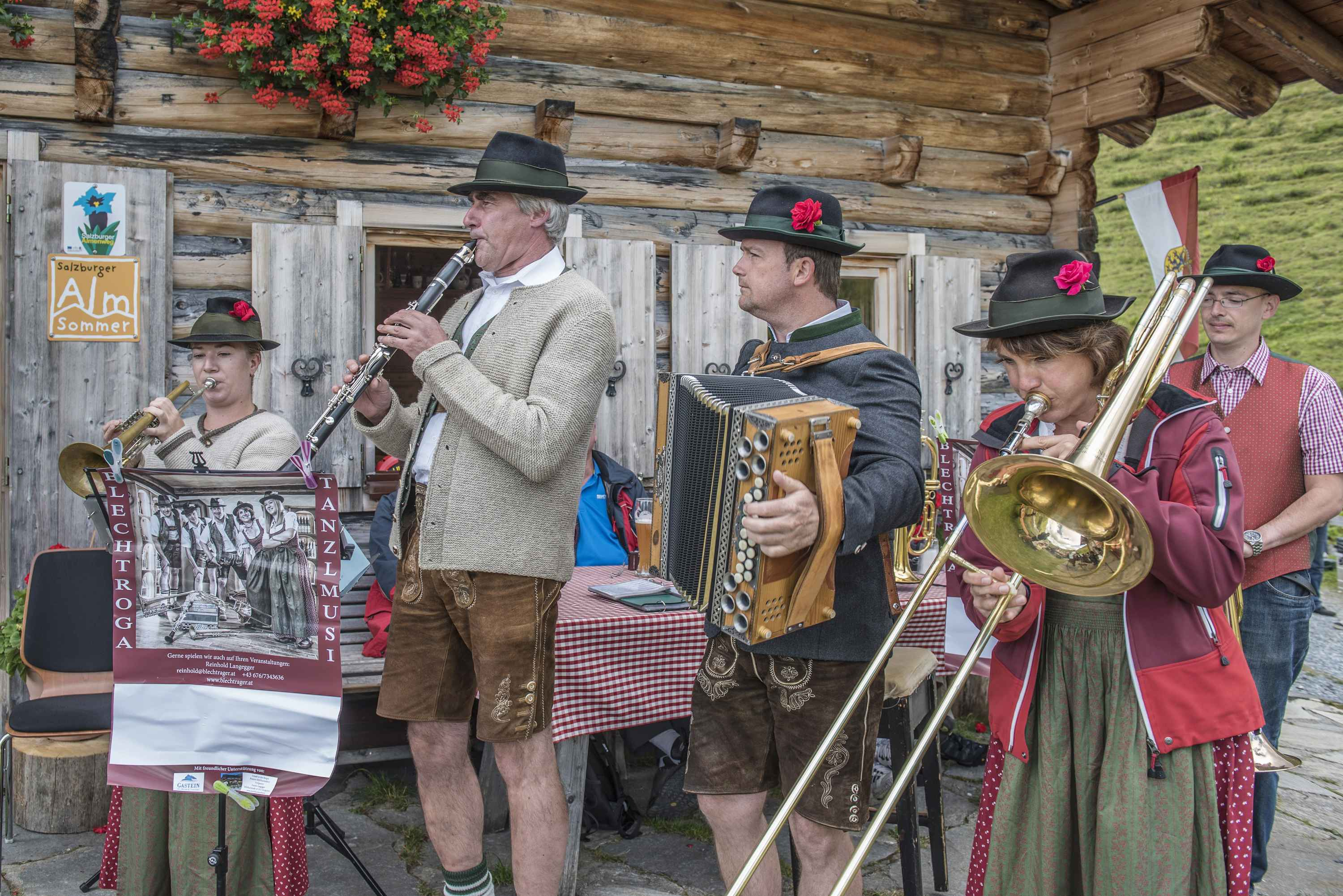 Culture and folk customs in Gastein Valley